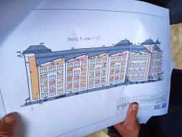 Власти представили новые фасады школы на улице Артиллерийской в Калининграде