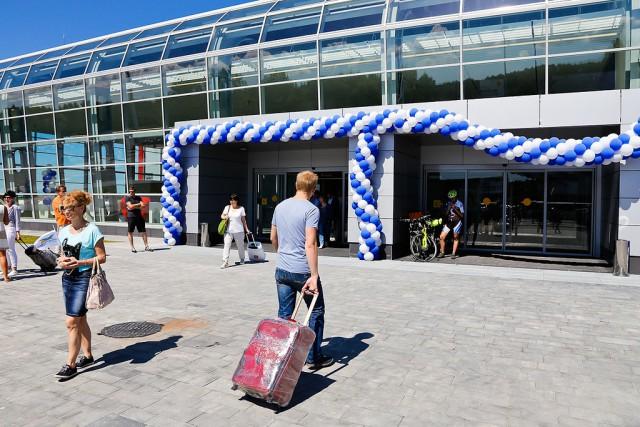 Стало известно, когда будет завершена реконструкция аэровокзала «Храброво» вКалининграде