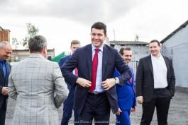 «Безумное счастье на лицах»: как Алиханов открывал завод резидента ОЭЗ под Калининградом