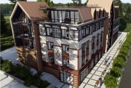 Правительство меняет вид использования участка с немецкими особняками в Светлогорске под строительство отеля