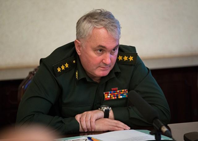 Командующий войсками ЗВО проведет проверку Балтийского флота