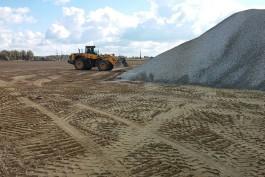 Осушить грунты на острове Октябрьском в Калининграде рассчитывают к весне 2017 года