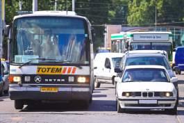 Власти Калининграда запретили пригородным автобусам заезжать на все остановки.