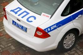 В Калининграде столкнулись «Ниссан» и БМВ: пострадала женщина