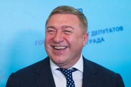 Ярошук подал документы на довыборы в Госдуму от Калининградской области