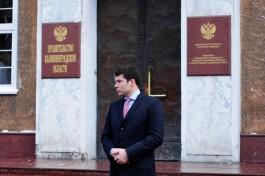 Алиханов о должности губернатора: Настраиваюсь на десятилетние планы