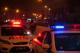 За выходные в Калининградской области задержали 69 нетрезвых водителей