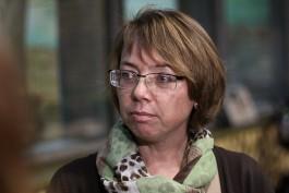 Соколова возмутилась «позорной» фотозоной с хищными птицами на Куршской косе