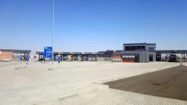 Литва завершила строительство пункта пропуска Дубки — Рамбинас