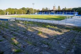 Алиханов предложил сделать на стадионе «Балтика» каток «размером с Центральную площадь»