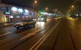 В Калининграде водитель «Ауди» сбил пенсионера, шедшего к трамваю