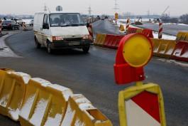 Власти рассказали, как летом организуют движение на развязке на улице Невского