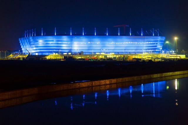 Минспорт подал иск кгенподрядчику возведения стадиона вКалининградеЧМ