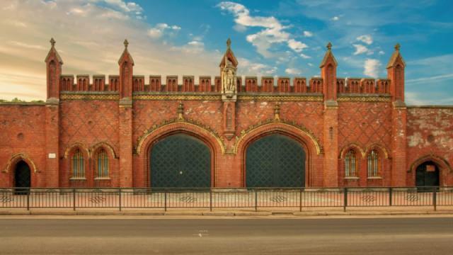 На реконструкцию блокгауза Фридландских ворот выделили 8,3 млн рублей (фото)