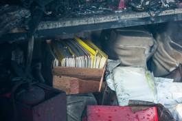 В Калининграде бизнесмена обязали возместить вред сотруднице, которая выпала из окна при пожаре на работе