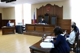 Суд продлил домашний арест бывшему руководителю роддома №4 в Калининграде