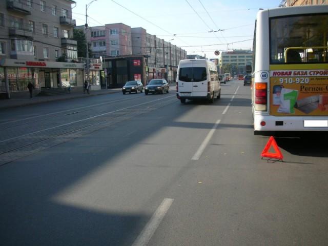ВКалининграде засутки вДТП пострадали два водителя икондуктор