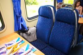 В пятницу и субботу на курортных направлениях региона назначат дополнительные поезда