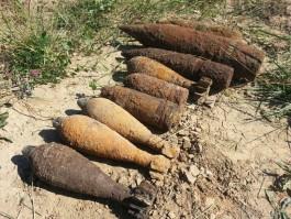 Инженеры Балтфлота очистили полигоны Калининградской области от взрывоопасных предметов