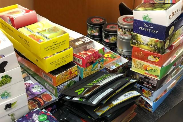 У калининградского торговца изъяли 269 безакцизных пачек табака для кальяна