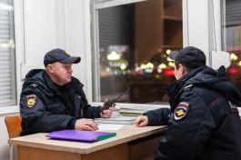 На Советском проспекте калининградец избил прохожего и забрал у него пистолет