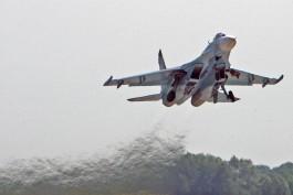 Истребители Балтфлота перехватили самолёты-разведчики и бомбардировщики США