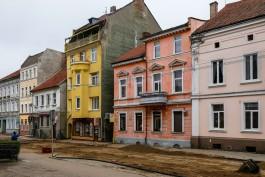 «Портал в прошлое»: как ремонтируют дома в исторических кварталах Черняховска