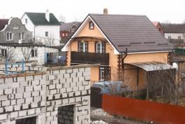 Разрешённую высоту дачных домиков в Калининграде предложили увеличить вдвое
