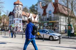 Статистика: За год траты туристов в Калининградской области выросли в четыре раза