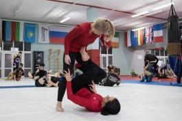 В Калининграде прошёл семинар чемпионов Европы по грэпплингу