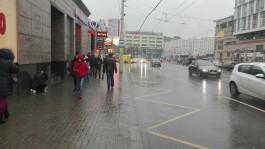 Кто додумался сделать остановку у бывшего «Океана» в центре Калининграда?