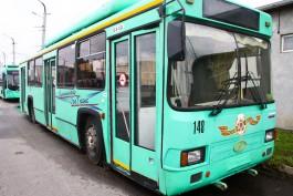 С 16 декабря в общественном транспорте Калининграда начнут тестировать стационарные валидаторы