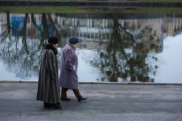 В Калининградской области продлили самоизоляцию для пенсионеров до конца апреля