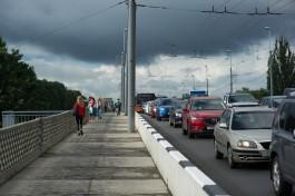 В августе на эстакадном мосту в Калининграде начнут ремонт тротуаров и деформационных швов