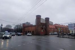 В проект нового генплана Калининграда включили строительство подземного перехода у Закхаймских ворот
