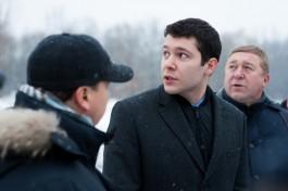 «Радостная пятница 13-е»: как Антон Алиханов осматривал очистные и свалку в Калининграде