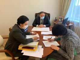 Дятлова подала документы для участия в конкурсе на пост сити-менеджера Калининграда