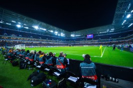 Бесплатную фан-зону для просмотра матча Россия — Казахстан откроют в «Резиденции королей»