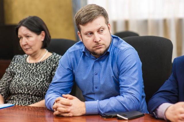 Кандидат отЛДПР подал документы надовыборы в Государственную думу отКалининградской области