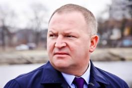 Сергея Мельникова утвердили в должности главы администрации Балтийского района
