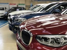 Калининградский «Автотор» запустил производство нового поколения BMW X4