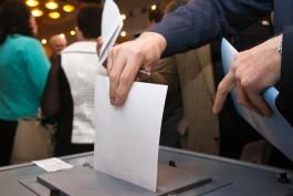 Калининградский избирком завершил сбор документов от кандидатов в Госдуму