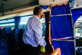 После проверки прокуратуры в Калининграде сняли с линии 27 неисправных автобусов
