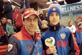 Калининградский конькобежец выиграл юниорский Кубок Европы по шорт-треку