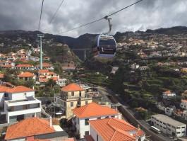 «ПоDорожники-11. Мадейра». День 8, 9: Выход в океан и катание на плетёных корзинах
