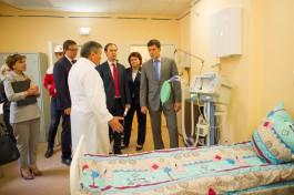 Оперштаб: В Калининградской области свободны 382 койки для лечения коронавируса