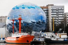 Музей Мирового океана провёл полную дезинфекцию помещений и территории