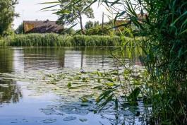 В Славском округе рыбаки нашли в реке тело 55-летнего местного жителя