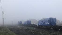 С Балтийской АЭС вывозят дизель-генераторные установки