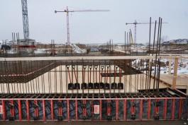 Областное правительство передало результаты проверки контракта по строительству онкоцентра в прокуратуру